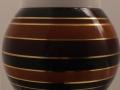 brunnen weiss-braun gold detail