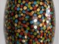 brunnen schwarz punkte detail